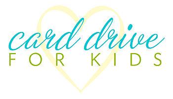Card drive logo