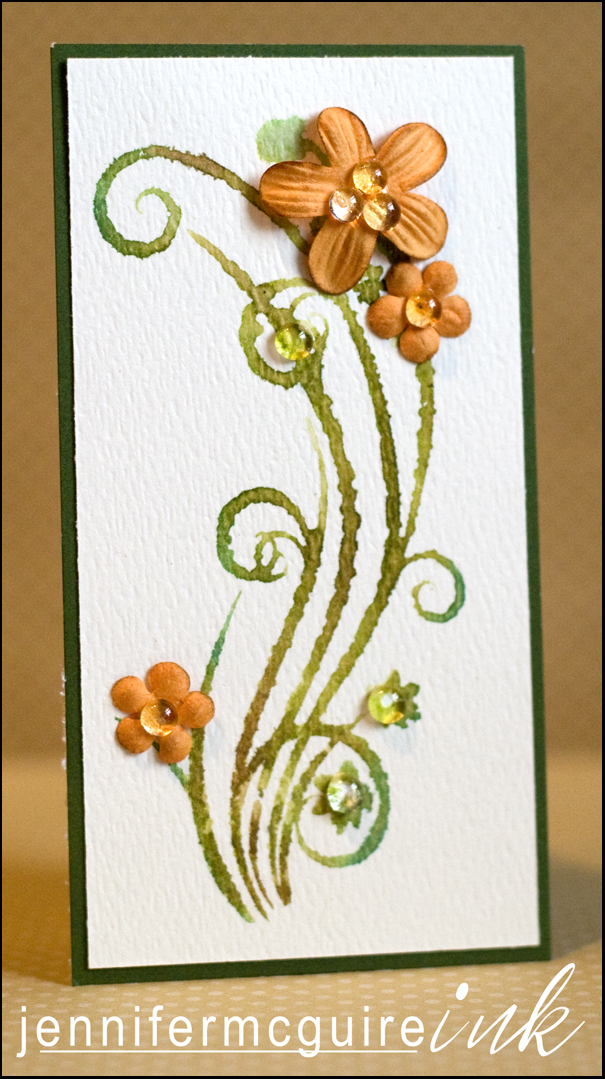 042209 Watercolor Stems