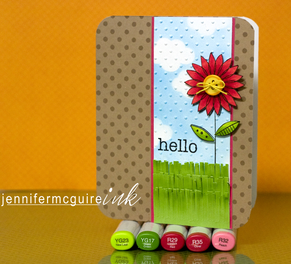 020110 Copic Flower Sky JenMcGuire