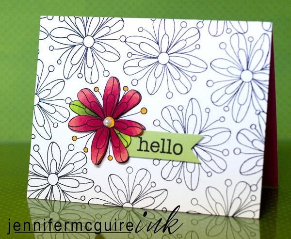 050710 Copic Flower JenMcGuire